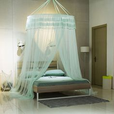 mosquito bed net hung dome mosquito net for double bed queen size canopy bed net bed tent Queen Size Canopy Bed, Canopy Bedroom Sets, Wood Canopy Bed, Canopy Bed Frame, King Beds, Queen Beds, Bed Net, Bed Photos, Bed Plans