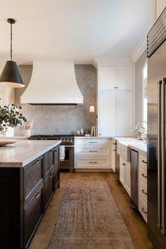 Kitchen Interior, New Kitchen, Kitchen Decor, Layout, Shop Interiors, Cuisines Design, Home Decor Inspiration, Kitchen Inspiration, Design Inspiration