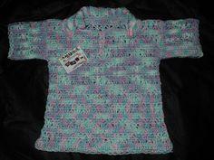 Blusa feita para idade de 3 anos. Feita na cor e tamanho desejado. R$ 35,00
