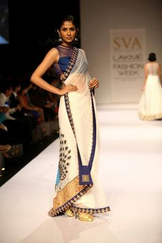 We do plenty of Kalamkari sarees. This one appears not to be Kalamkari but nevertheless, Beautiful.