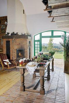 Mexican farmhouse