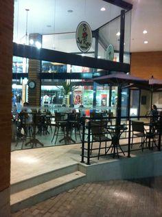 Sá Rosa Cafeteria in Poços de Caldas, MG Site: http://www.sarosacafe.com.br