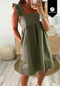 Dress Outfits, Casual Dresses, Cool Outfits, Short Dresses, Fashion Dresses, Summer Dresses, Need Supply, Cute Wedding Dress, Woman Clothing