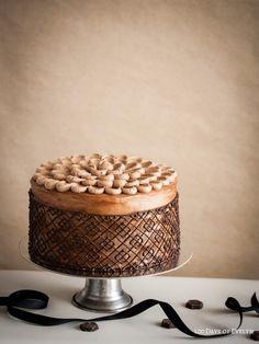 Chocolate Cage Cake Tutorial