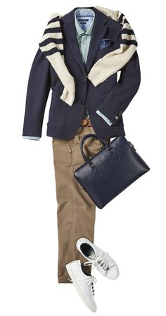 When it comes to Parisian dressing, the simpler the better. Business Wear, Parisian, Dressing, Menswear, Things To Come, Coat, How To Wear, Jackets, Fashion