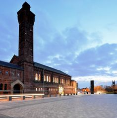 Developer PlaceFirst and architects Moderncity Architecture + Urbanism have completed the £4m refurbishment and conversion of the grade 2*-listed Ashton Old Baths and sold the building to Tameside Council for use as a business centre.