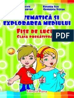 Carte Educativa Pentru Prescolari Activitati Matematice 5 7 Ani Family Guy, Activities, Fictional Characters, Author, Atelier, Fantasy Characters, Griffins