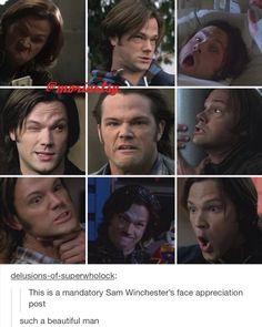 Hahaha love his faces(: