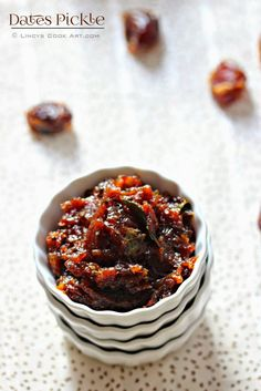 Ideas Appetizers Easy Fruit Sweets For 2019 Easy Cooking, Cooking Recipes, Cooking Tips, Date Recipes, Homemade Pickles, Ramadan Recipes, Chutney Recipes, Best Appetizers, Sweet And Spicy