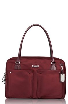 Tumi 'Voyageur - Cortina' Boarding Tote (17 Inch) available at #Nordstrom