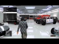 GTA 5 - HOW TO MAKE JET, TANK, AND OTHER VEHICLES AT YOUR GTA 5 GARAGE