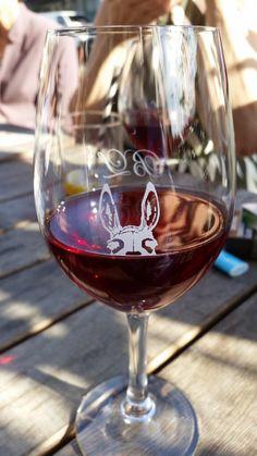 Nice wine glass design
