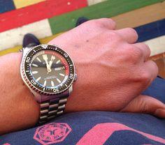 Seiko SKXA53 Automatic Diver's 200m