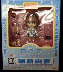 グッドスマイルカンパニー ねんどろいど/D.C.II ダカーポII 80 朝倉由夢/Asakura Yume