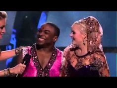 2nd Routine Together - Malece Miller/Jade Zuberi - Bollywood - SYTYCD 10