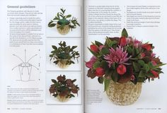step-by-step how-to instructions from Judith Blacklock's new book, Flower Arranging. Available in the Florists' Review Bookstore http://shop.floristsreview.com/product-info.php?pid266.html#