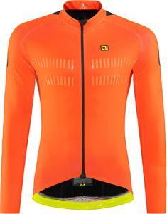 fde8bb2624cb Alé Cycling Clima Protection 2.0 Warm Air - Maillot manga larga Hombre -  naranja