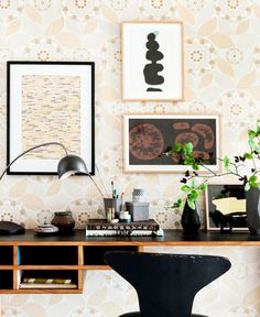 home office styling #decor