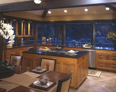 Photos of Kitchen Islands Complete with Different Styles and Functions
