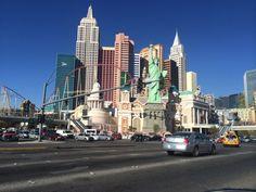 Las Vegas :: New York New York