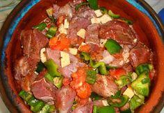 Cooking Recipes, Cooking Ideas, Greek Recipes, Pot Roast, Beef, Ethnic Recipes, Food, Carne Asada, Meat