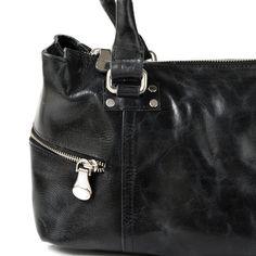 MiloBorja  Shoulder Leather Bag  Buenos Aires por MiloBorja en Etsy