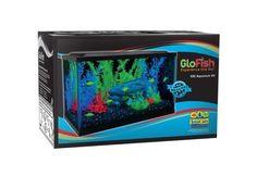 10 gal. GloFish Kit