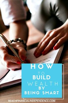 Many of us wonder and google about the best ways to build wealth… expecting a very profitable investment advice in the stock market or some good retirement plans… But here we are not going to tell you nothing like that, here we are different, so we are going to talk about how you can build wealth by being smart.