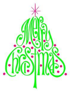 Merry Christmas Vinyl Wall Art