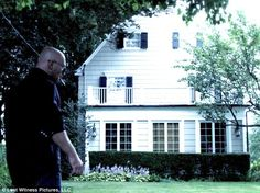 The Amityville horror: The boy who lived in the true-life haunted house breaks his silence The house where the Lutzes in Long Island lived was site of mass murder Family lasted only 28 days in the haunted house in 1976 Daniel Lutz, who was 10 at t Scary Places, Haunted Places, Mysterious Places, Abandoned Houses, Abandoned Places, Lutz Family, Most Haunted, Real Haunted Houses, Real Ghosts