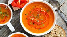 Suppen Rezepte für Herbst und Winter