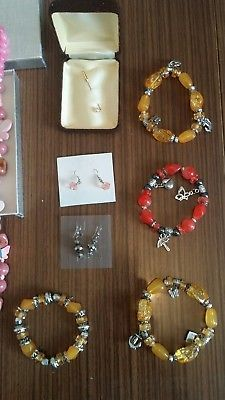 10 item Collection of costume jewellery JOBLOT WHOLESALE MARKET SELLER TRADER