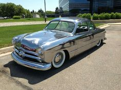 1949 Ford Coupe Maintenance/restoration of old/vintage vehicles: the material for new cogs/casters/gears/pads could be cast polyamide which I (Cast polyamide) can produce. My contact: tatjana.alic@windowslive.com