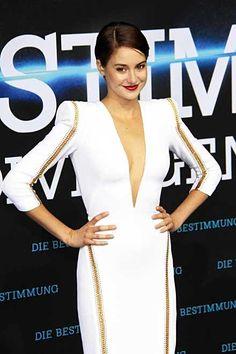 Shailene Woodley- Premiere of Divergent - Berlin