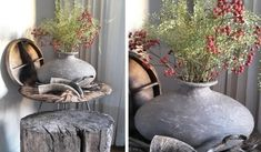 Betonlook pot maken Jar, Inspiration, Gardens, Home Decor, Biblical Inspiration, Homemade Home Decor, Garden, Interior Design, Home Interiors