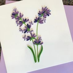 """Outside Copy: Blank Outside Inside Copy: Blank Inside Size: 6""""x6"""" Description: All cards come with a coordinating envelope and a short history of quilling on the back of the card. Square cards require"""