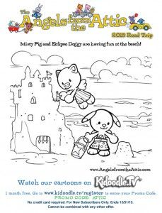 Check out these printable pages!  https://www.kidoodle.tv/free-angels-from-the-attic-printables/