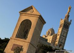 A-Z Guidebook: Visiting Marseille's Basilica and Fish Market Guide Book, Tower Bridge, Traveling, Fish, Marketing, Adventure, World, Marseille, Viajes