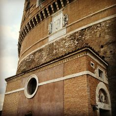 Climbing the Castel again for the lols #CastelSantAngelo #Rome #Italy #Nostalgia #ClimbAllTheThings #RescueCaterinaSforza #KillTheBorgias