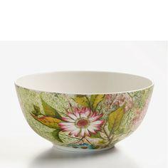 Maxwell & Williams Dinnerware - William Kilburn Collection, Daydream, Breakfast Bowl