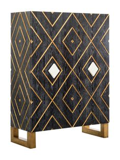 Paulo Cabinet by Shine by S.H.O Studio at Gilt