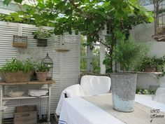 Marita's outdoor room