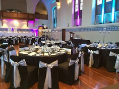 Perth Town Hall Wedd