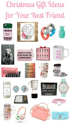 Christmas Gift Ideas For Your Female Friends Gifts