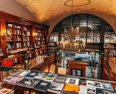 Rizzoli Bookstore | 14 New York City Bookstores You Should Visit Before You Die