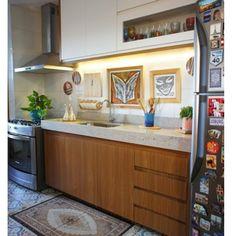 Cozinha linda, não é a de última geração; é a que tem a cara da gente!!!  #comaçúcarecomafeto #casacomalma #casaqueacolhe #decorandoaalma #decorandoavida #kitchen #lovedecor #interiordesign #aqinteriores