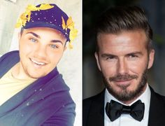 Britânico gasta R$ 85 mil em plástica para se parecer com Beckham