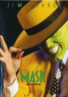 The Mask---- in LOVE with JIm Carry!