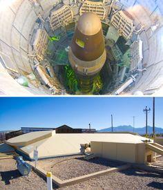 Anatomy of a Titan Nuclear Missile Silo