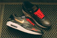 SBTG x AMONGST FEW NIKE AIR MAX 1 (ALPHA FOXTRO) - Sneaker Freaker